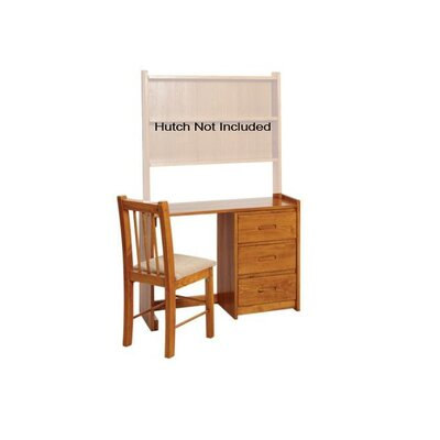 Chelsea Home Writing Desk with Recessed H..
