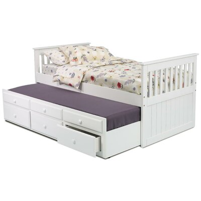 Chelsea Home Twin Slat Bed..