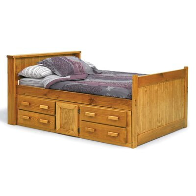 Chelsea Home Captain Bed with Storage