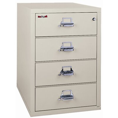 FireKing Fireproof 4-Drawer Ca..