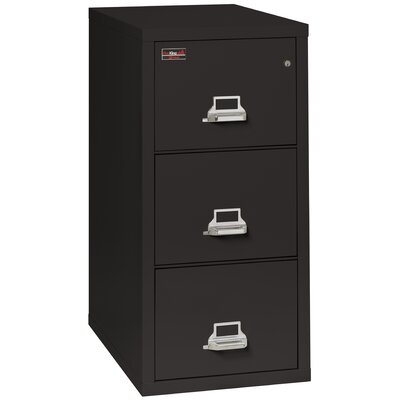 FireKing Fireproof 3-Drawer Verical Legal File