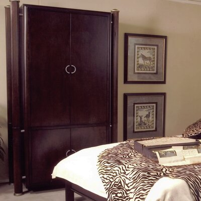 Leda Furniture Allegro Armoire