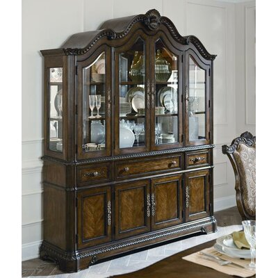 Legacy Classic Furniture Pemberleigh China Cabinet