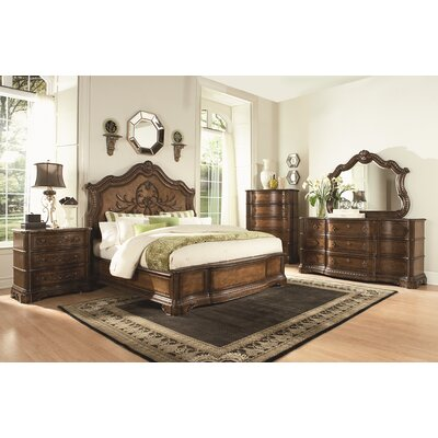 Legacy Classic Furniture Pemberleigh Platform Cu..
