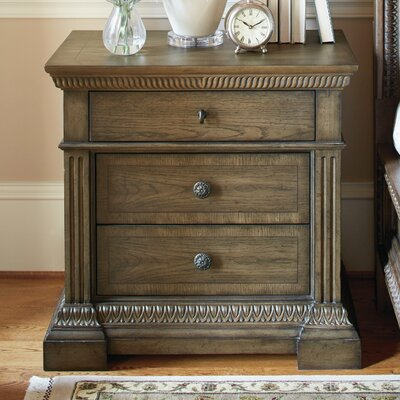 Legacy Classic Furniture Renaissance 3 Drawer Nightstand