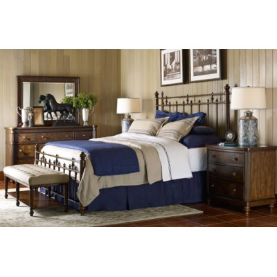 Legacy Classic Furniture Barrington Farm Platform Bed