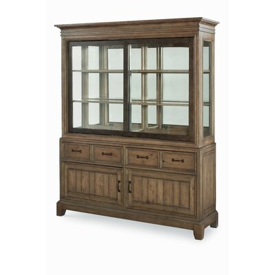 Legacy Classic Furniture MetalWorks China Cabin..