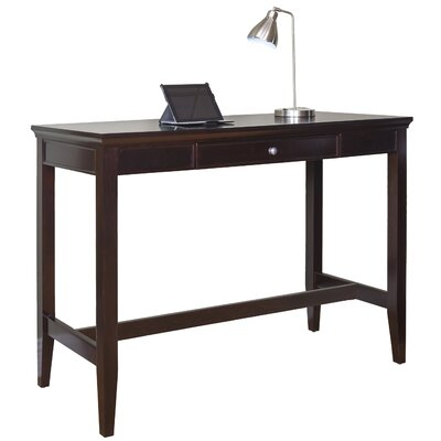kathy ireland Home by Martin Furniture Fulton Standing Desk with Keyboard Tray and Drawer