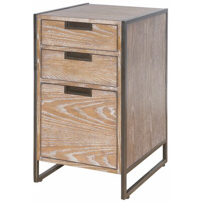 kathy ireland Home by Martin Furniture Belmont 3 Drawer File Cabinet