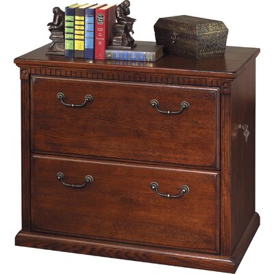 kathy ireland Home by Martin Furniture Huntington Oxford 2 Drawer Lateral ..