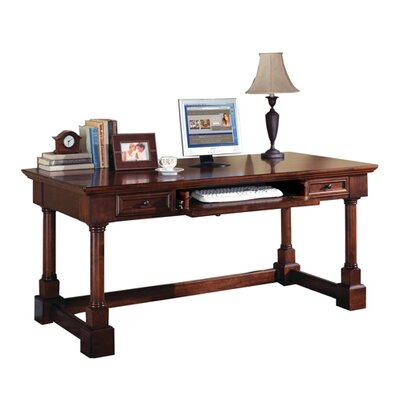 kathy ireland Home by Martin Furniture Mt. View Computer Desk with Keyboard Tray