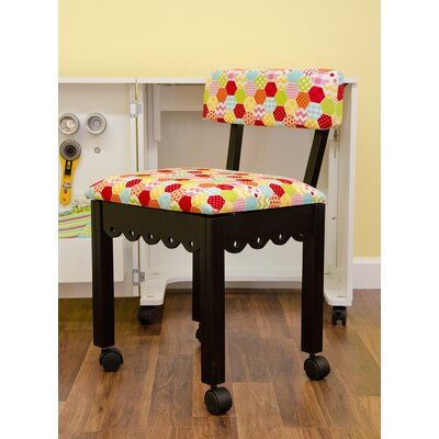 Arrow Sewing Cabinets Sewing Underseat Storage Side Chair