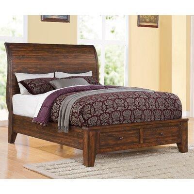 Modus Furniture Cally Storage Platform Bed