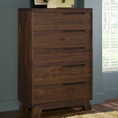 Modus Furniture Portland 5 Drawer Chest
