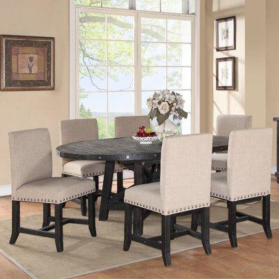 Trent Austin Design Del Rio 7 Piece Dining Set