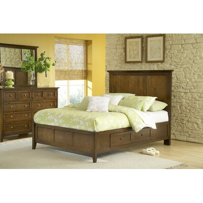 Modus Furniture Paragon Panel Customizable Bedroom Set