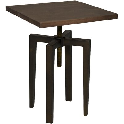 Noir Osten End Table