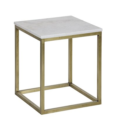 Noir Manning End Table
