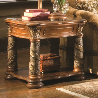 Michael Amini Villa Valencia End Table