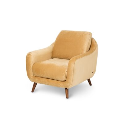 Michael Amini Brussels Arm Chair