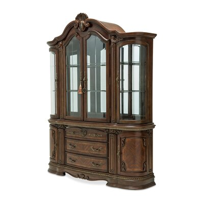 Michael Amini Bella Veneto China Cabinet