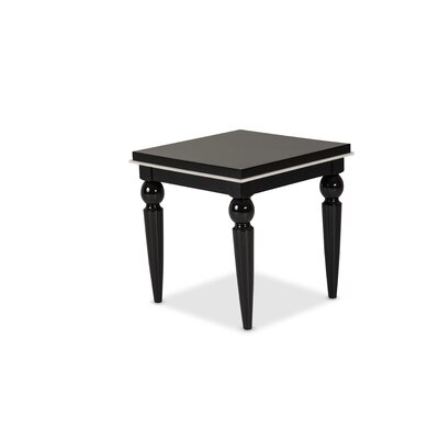 Michael Amini Sky Tower End Table
