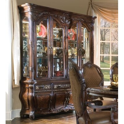 Michael Amini Essex Manor China Cabinet