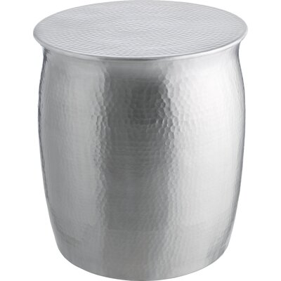 Fashion N You by Horizon Interseas Hammered End Table