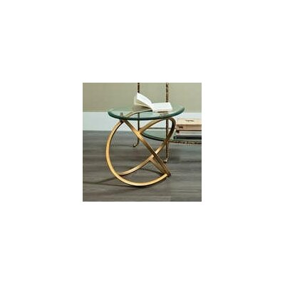 Fashion N You by Horizon Interseas Hoops End Table
