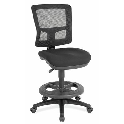 OfficeSource Heitz Series Mid-Back Mesh T..