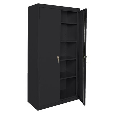 OfficeSource Deluxe 2 Door Storage Cabinet