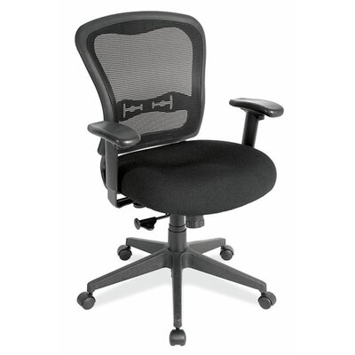 OfficeSource Mesh Side Chair with Adjusta..