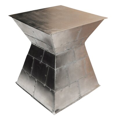 Foreign Affairs Home Decor Cape Modernist End Table