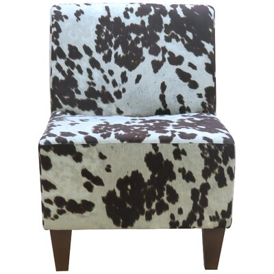 Fox Hill Trading Penelope Armless Cowhide..