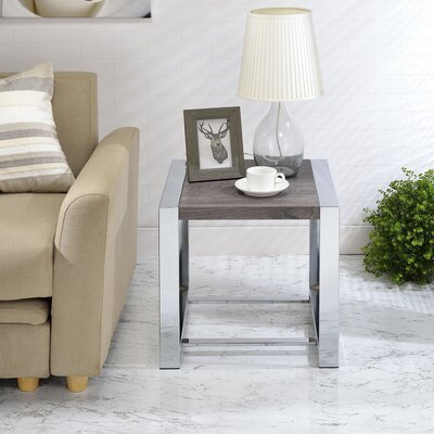 Fox Hill Trading Lauritz End Table