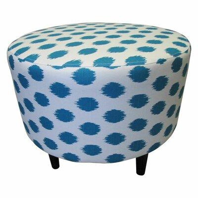Sole Designs Sophia Jojo Round Ottoman