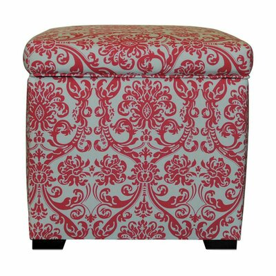Sole Designs Tami Storage Ottoman
