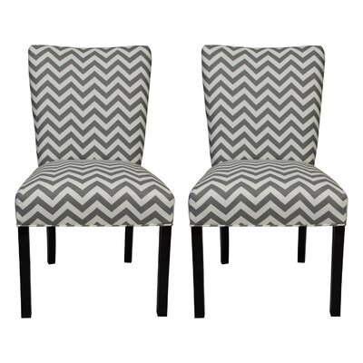 Sole Designs Julia Side Chair (Set of 2)
