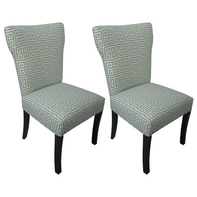 Sole Designs Melrose Chain Wingback Cotto..