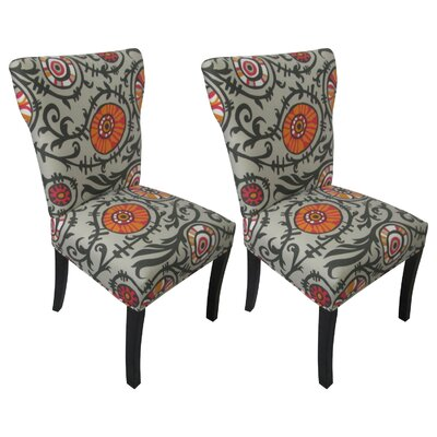 Sole Designs Willard Cotton Wingback Cott..