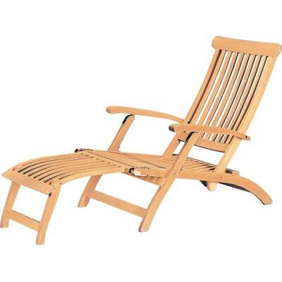 Lovely HiTeak Furniture Deck Chair U0026 Reviews | Wayfair