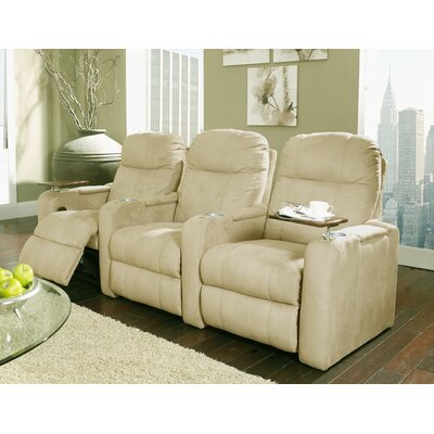 RowOne Metropolitan Home Theater Recliner (Row of 3)