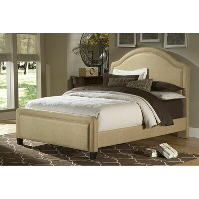 Hillsdale Furniture Veracruz Upholstered Panel Bed