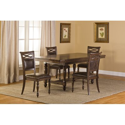 Hillsdale Furniture Seaton Springs 5 Piece Dining Set