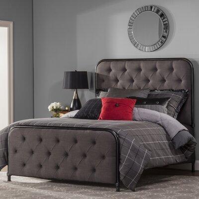Trent Austin Design Minco Upholstered Panel Bed