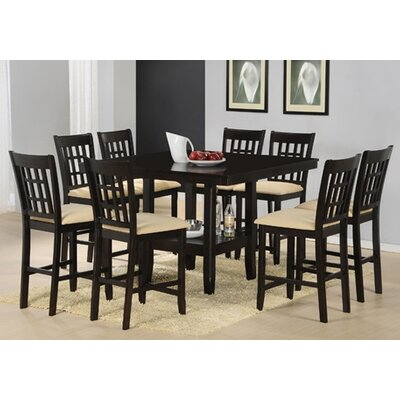 Hillsdale Furniture Tabacon 9 Piece Dinin..