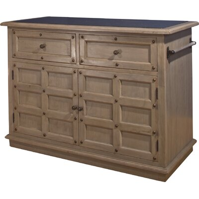 Trent Austin Design Matoaka Kitchen Island with ..