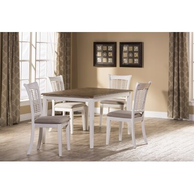 Red Barrel Studio Silsden 5 Piece Dining Set