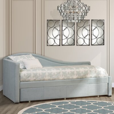 Wade Logan Eden Roc Daybed with Trundle