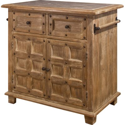 World Menagerie Agdal Kitchen Island